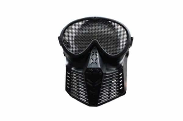 Oper8 Full face mask with mesh eyepiece