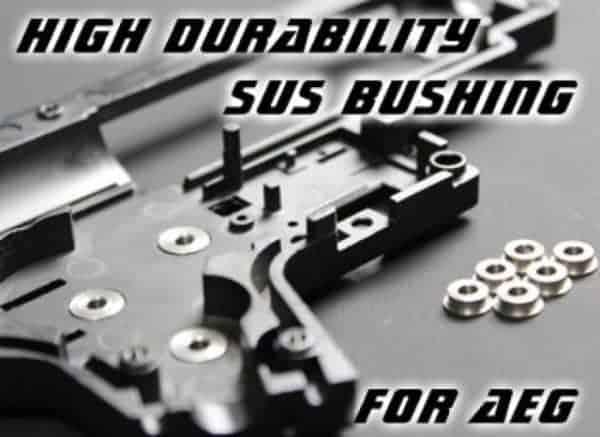 ORGA SUS420 High Durability 7mm Bushing
