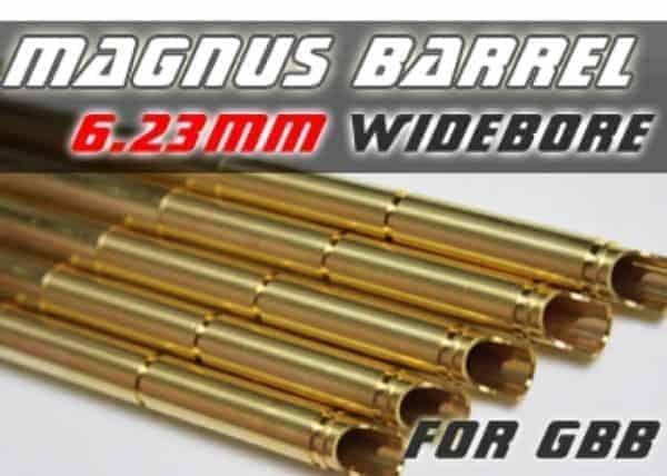 Orga 6.23 Magnus widebore Barrel for mp7 GBB