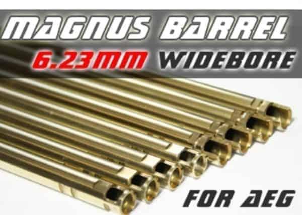 Orga Airsoft Widebore 6.23 barrel 303mm AEG