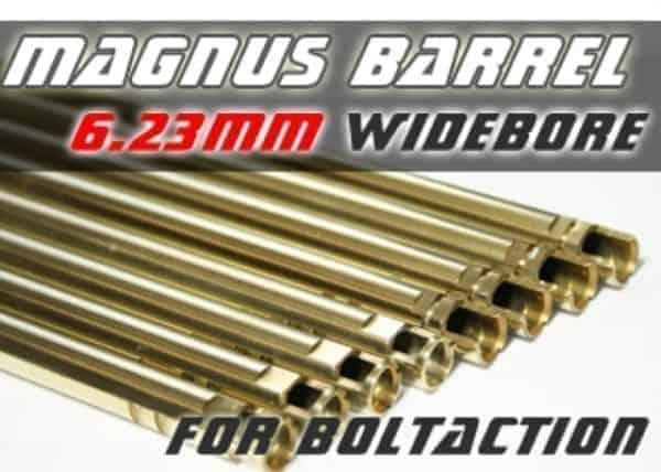 Orga Magnus 6.23 Widebore Barrel 500mm for l96 AWS