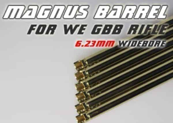 Orga Magnus Barrel for WE MSK GBB Rifle - 410mm