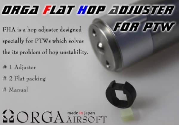 ORGA Flat Hop for PTW