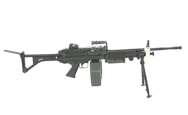 A&K M249 MK1 support weapon AEG