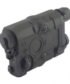 ZCI PEQ 15 battery box Black