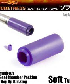 Prometheus Purple Hop rubber and nub (Soft)