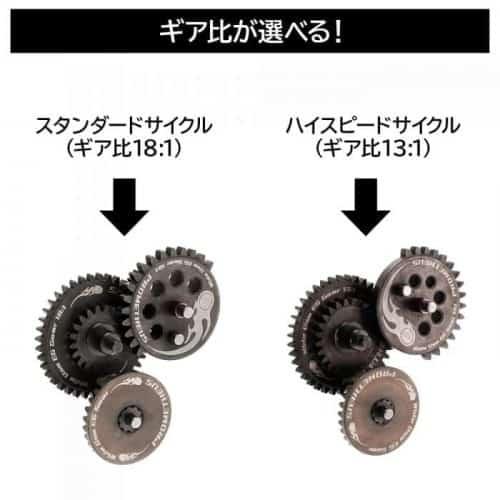 PROMETHEUS Wide Use EG Gear Standard (13:1)