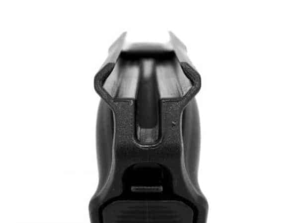 Oper8 PTK Angled Fore-Grip With Thumb Rest - Black