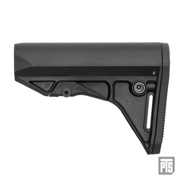 PTS Enhanced Polymer Stock - Compact (EPS-C) - Black