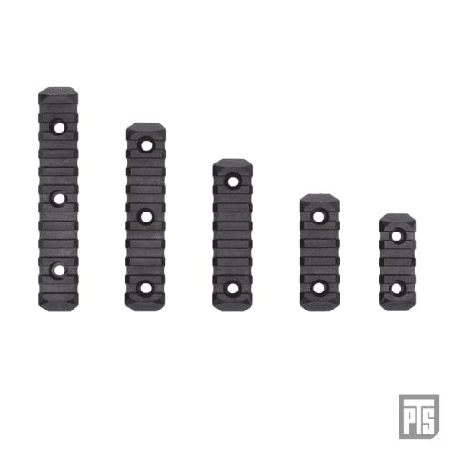 PTS Enhanced 9 slot Rail Section (Keymod)