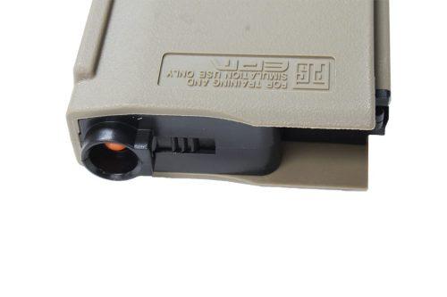 PTS EPM for Tokyo Marui Recoil Shock M4/SCAR/416D magazine -DE