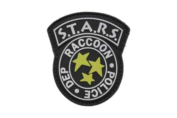 S.T.A.R.S Raccoon Police Dep Morale patch
