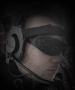 Airsoft Radio Headsets