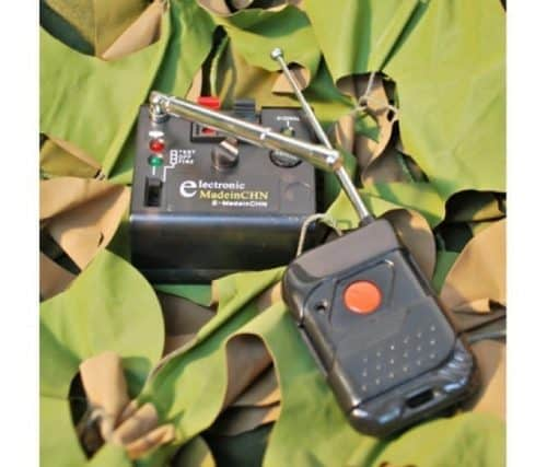 Wireless Remote Pyro Detonation Firing System