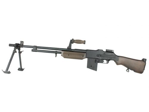 S&T M1918 BAR Real wood WW2 AEG
