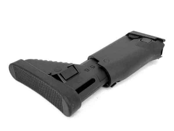 D-Boys Side Folding Retractable Stock for SCAR (Gen III) AEG