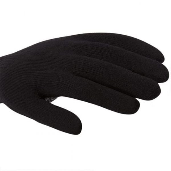 Seal Skinz Ultra Grip Gloves - Black - XL