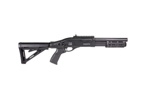 Secutor Velites Invicta G-III Gas Shotgun - Black