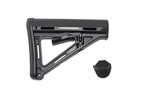 SHS MOE Style M4/M16 Stock - Black