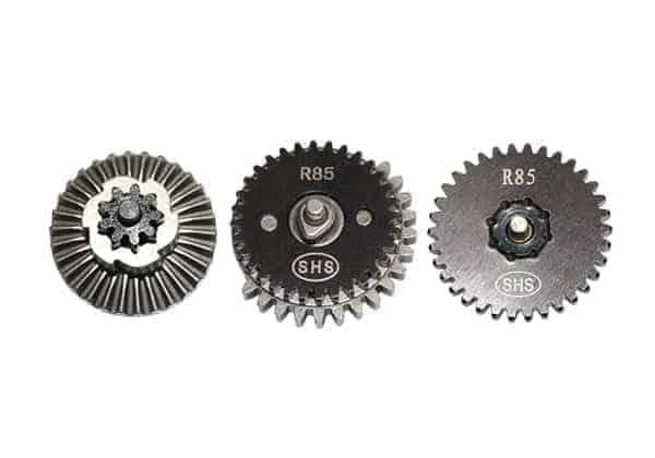 SHS R85 / L85 CNC gearset