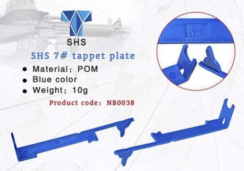 SHS Tappet plate for V7 Gearbox M14