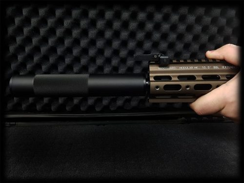 Airsoft Silencers & Suppressors