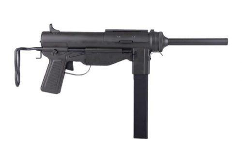 Snow Wolf M3A1 Grease gun AEG