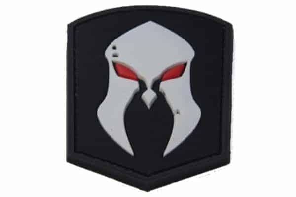 spartan helmet shield patch Spartan helemet shield morale patch