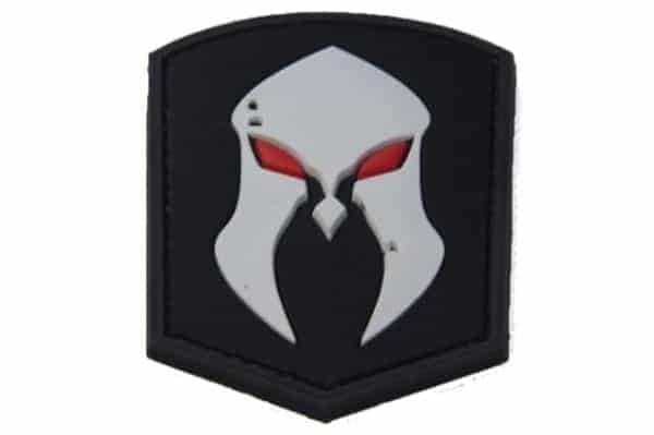Spartan helemet shield morale patch