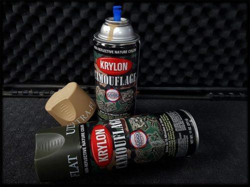 Airsoft Gun Paint