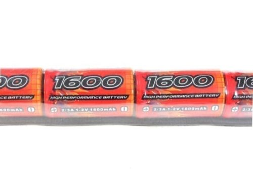 VB power 8.4v 1600mah Stick Battery - Deans
