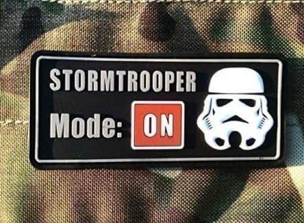Stormtrooper mode: ON morale patch