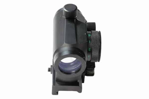 T1 type dot sight with detachable riser