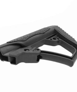 Tactical AR Stock with 2 shoulder pads