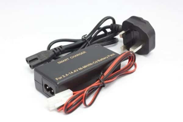 Airsoft Smart charger for small and large batteries Idiot proof!