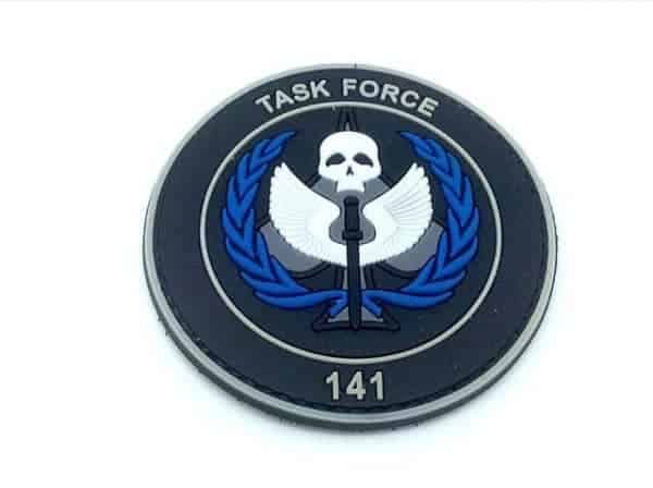 Task Force 141 emblem velcro patch