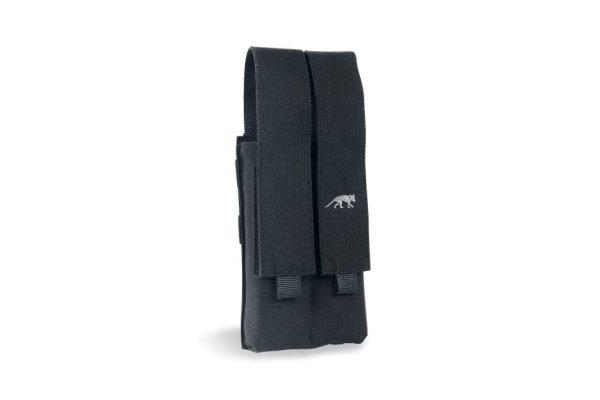 tasmanian tiger double p90 mag pouch black 1 Tasmanian Tiger Double P90 Magazine Pouch - Black