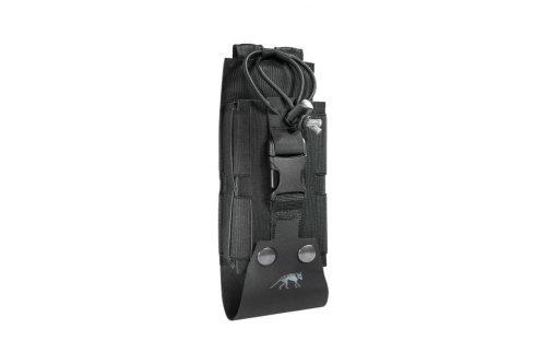 tasmanian tiger tac pouch 2 radion mkii black 1 Tasmanian Tiger Radio Pouch 2 MKII - Black