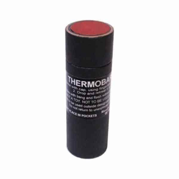 TLSFx Thermobaric Single Bang friction grenade