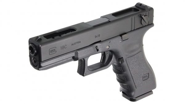 Tokyo Marui G18c Gas blowback pistol