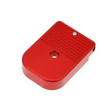Cow Cow D01 Dottac Magazine Base - Red