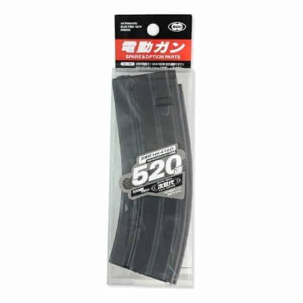 TM 416D High cap magazine 520 round - Black