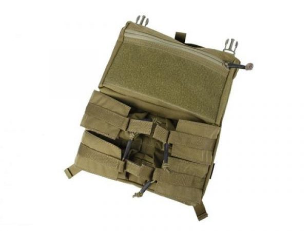 TMC Assault Back Panel For 420 Plate Carrier