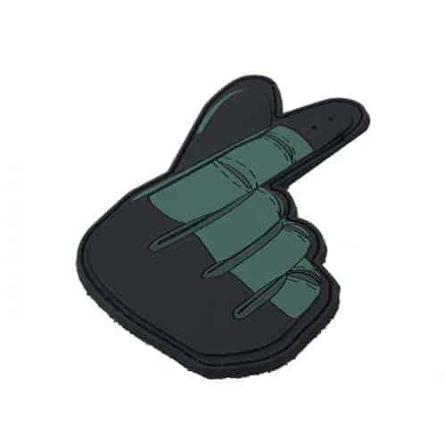 TMC PVC PATCH ( Love You Gloves ) OD