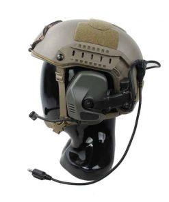 TMC RAC Tactical Headset - Ranger Green