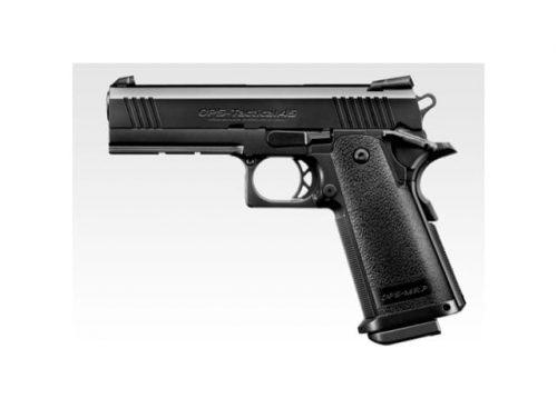 Tokyo Marui Hi-Capa 4.3 GBB Tactical Custom - Black