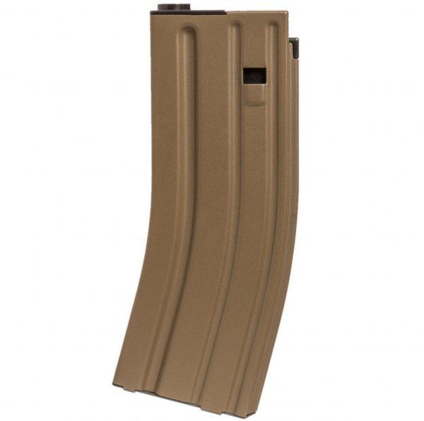 Tm SCAR/M4 FDE 430rd Mag next gen recoil