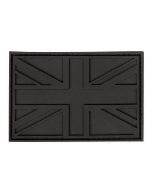 UK PVC Stealth Patch - Black