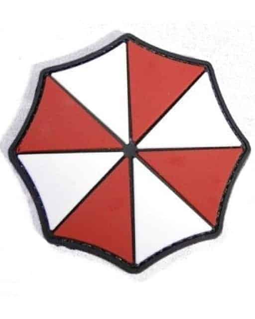 Umbrella corporation logo patch