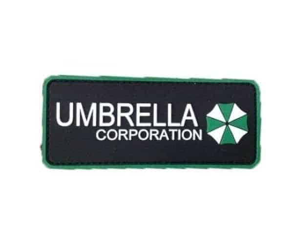 Umbrella Corporation morale patch (Green)